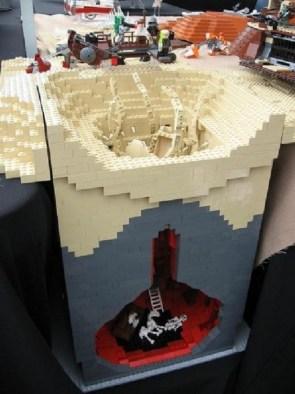 lego star wars pit
