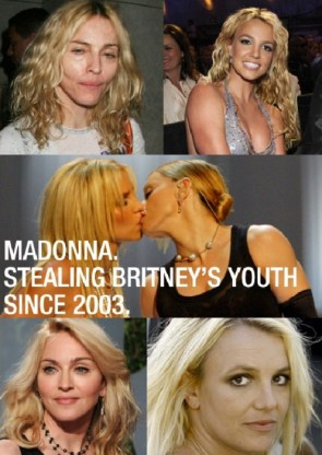 madonna – stealing youth