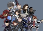 mass effect 2 chibi