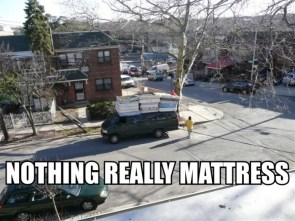 nothing really mattress