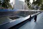 obama at the 9-11 memorial