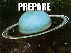 prepare uranus