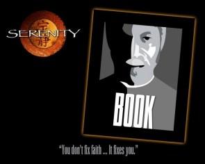 serenity – book quote