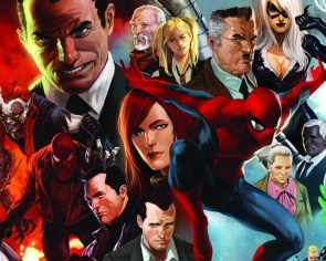 spider-man supporting characters