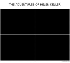 the adventures of helen keller