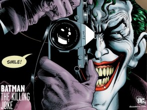 the killing joke – wallpaper