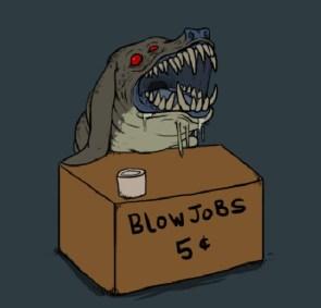 unfortunate blowjobs