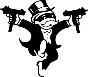 bandit monopoly