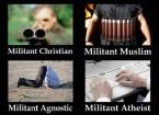 militant religions