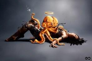 Angelic Octopus – Pekka Jauhiainen