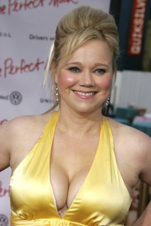 caroline rhea with cleavage