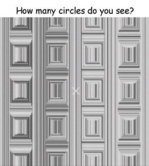how many circles do you see