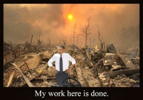 obama – my work here is done