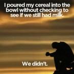 first world problems – milk