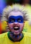 south african world cup fan