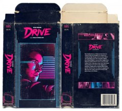 Drive VHS cover