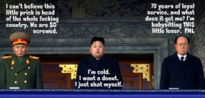North Korean Complaints