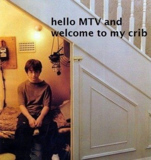 hello mtv and welcome to my crib