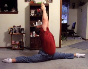living room ballet