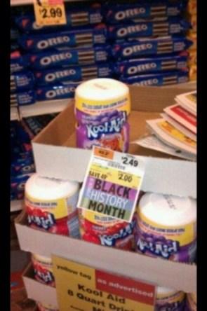 racist kool-aid