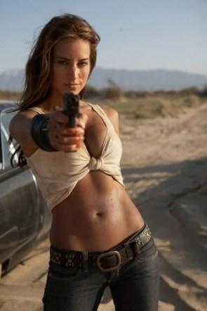 sexy shooter