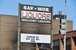 valentines day – blah blah blah drink