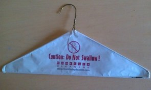 Caution – Do Not Swallow