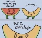 I cantaloupe