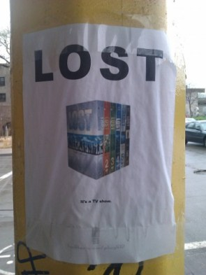 Lost – Its a tv show