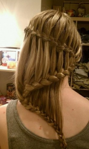 awesome hair braid