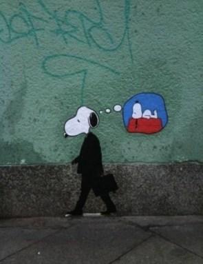 snoopy dreams