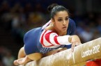 Aly Raisman\'s ass