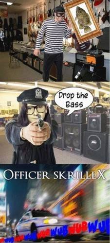 OFFICE SKRILLEX