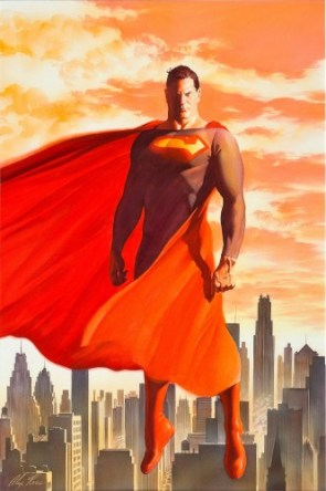 alex ross – superman