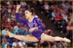 alexandra raisman-jordyn – spreading her legs