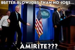 better blowjobs than no jobs…amirite