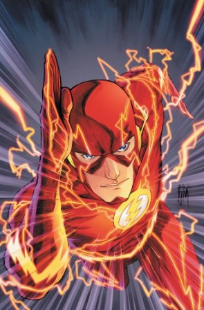 flash is electric