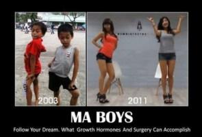 ma boys