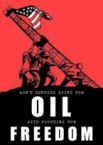 oil for freedom