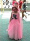 pink darth vvader