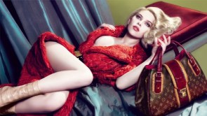 scarlet johanson in red fur