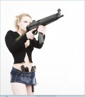 short skirt shooter