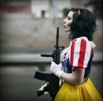 snow white soldier