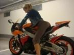 sweet biker ass