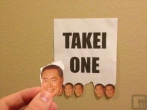 takei one