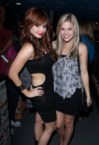 Debby Ryan with Olivia