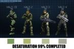 Halo – Evolution of Master Chief