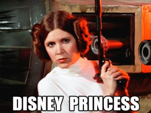 Disney Princess Leia