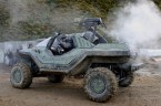 halo – live action warthog