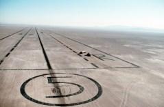 massive landing strip